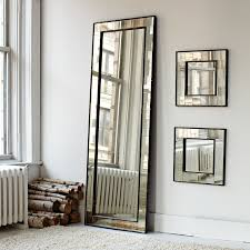 white leaning floor mirror. Exellent Mirror Leaning Floor Mirror Antique White Wall Inside