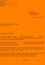 lettre de motivation pour job eacute tudiant format lettre 5 lettre de motivation pour job eacutetudiant