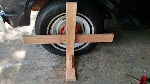 homemade wheel alignment tool diy alignment tool ford truck enthusiasts forums
