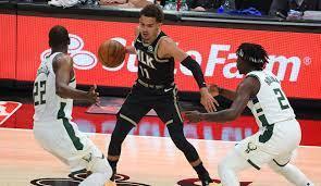 NBA Playoffs: Milwaukee Bucks erreichen die Finals - Rückkehr von Trae  Young hilft den Hawks nicht