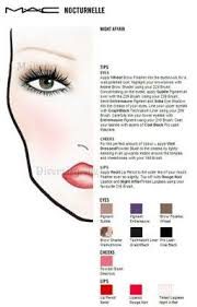 Sephora Face Chart Entire Mac Face Chart Collection Beautynewbie Mac In