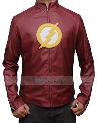 the flash jacket the flash leather jacket