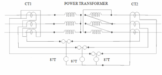 differential relay wiring diagram differential discover your electrical