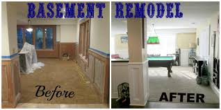 basement remodels before and after. Inspiring Small Basement Remodel Before After Remodels And 6
