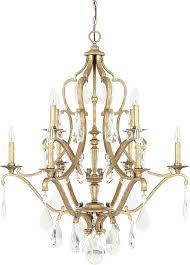 chandeliers antique gold chandelier capital lighting lamp loading zoom light antique gold chandelier