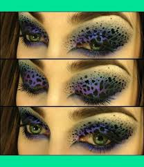 amazing print make up ana maria s s anyyouko photo beautylish makeup makeup makeup and eye makeup