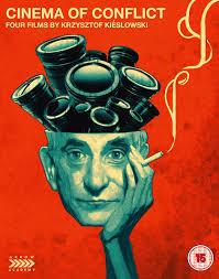Cinema of Conflict: Four Films by Krzysztof Kieślowski Ltd Ed Blu-ray