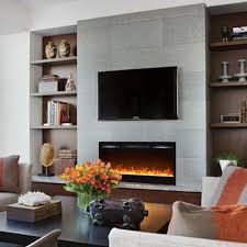 image of wall fireplace gas