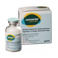 Convenia Dose Chart Convenia 80 Mg Cefovecin 10 Ml Powder And Solvent