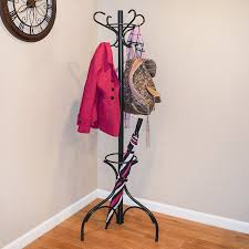 Home To Office Solutions Coat Rack GrayBunny 57