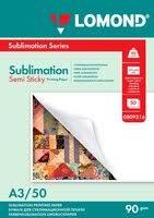 «<b>Бумага сублимационная</b> липкая <b>LOMOND Semi</b> Sticky ...