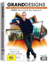 Grand Designs Complete Series Grand Designs The Complete Series 1 10 Plus Box Set