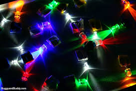 Science for Kids: DIY <b>Magnetic LED Lights</b> - Buggy and Buddy