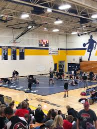 """Adam Ebbole on Twitter: """"The Pirate Wrestlers are getting ready to take on  Whitnall/Greendale. We are starting at 152# tonight. Good luck gentlemen!…  https://t.co/MJHuiCWHWl"""""""