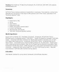 Professional Skills Resume Unique Professional Skills Resume Soft Skills For Resume Best Resume