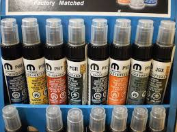 2016 new oem factory touch up paint fiat 500 cinquecento ciao 1 2 oz size