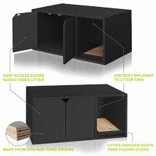 covered cat litter box furniture. Cat Litter Box Furniture Inspirational In White Eco Friendly Covered