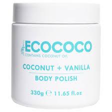 ECOCOCO <b>Скраб для тела</b> отшелушивающий и <b>питательный</b> ...