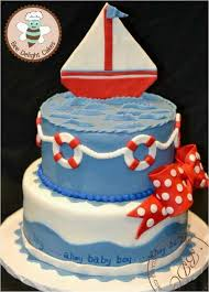 Beautiful Birthday Cakes For Baby Boy Delicious Cake Recipe