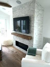 stacked stone fireplace images white arctic panels bros exterior house decor
