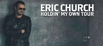 Eric Church Golden1center
