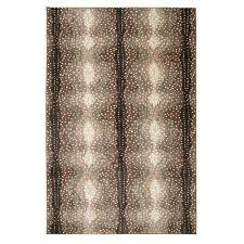 euphoria forfar hazelnut rectangular 3 ft 6 in x 5 ft 6 in rug