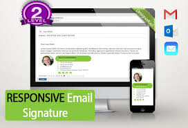 Create A Responsive Html Signature For Gmail