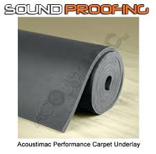 soundproof rug pad soundproofing performance carpet underlay roll x 3 8 soundproofing rug pad soundproof rug pad