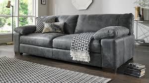 linara leather sofa
