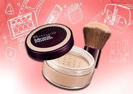 maybelline mineral foundation for sensitive skin