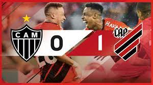 GOLAÇO DECIDIU! Atlético Mineiro 0x1 Athletico Paranaense