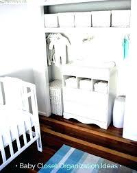 baby closet organizers nursery organization ideas baby closet organizer set small organizing room diy baby closet baby closet organizers