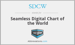 Sdcw Seamless Digital Chart Of The World
