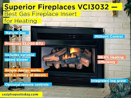 good superior fireplace insert and how do vent free gas fireplaces work do vent free fireplaces work superior review pros check best gas fireplace insert