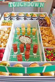 Homemade Super Bowl Decorations 60 DIY Football Decorations for a Super Bowl Party Decorating 30