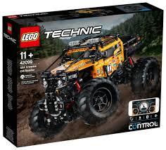 Электромеханический <b>конструктор LEGO Technic</b> 42099 Экстре ...