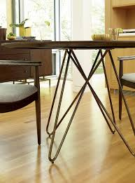 marvelous hairpin legs dining table 5