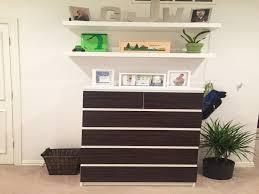 ikea furniture diy. Ikea Plateau Verre Malm Avec Commode Inspiration Panyl Diy Furniture Wraps Idees Et
