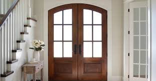 should i install a wood entry door