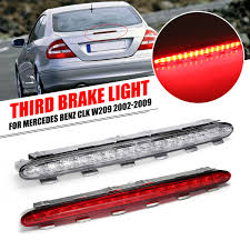 Universal Third Brake Light Us 31 68 37 Off Car Auto Red Led Rear Roof Third Brake Light Stop Lamp Universal For Mercedes For Benz Clk W209 2002 2009 A2098200156 2098200156 In