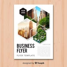 Business Flyer Template Free Vector Graphic Design Flyer