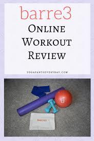 barre3 workout reviews workout everydayentropy