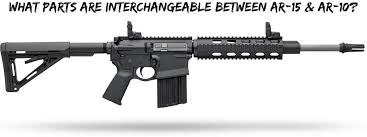 308 Ar Compatibility Chart What Parts Are Interchangeable Between Ar 15 Ar 10 Wing