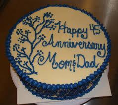 anniversary fabulous 45th wedding anniversary gift ideas salondegas