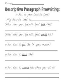 best writing images teaching handwriting  descriptive paragraph writing from miss third grade