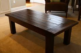 Updated Plans For The Tryde Coffee Table Build Your Own Solid Wood Rustic Coffee  Table Free Plans Diy Coffee Table Plans