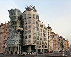 famous architecture buildings around the world. Unique World Dancing Building Prague Inside Famous Architecture Buildings Around The World