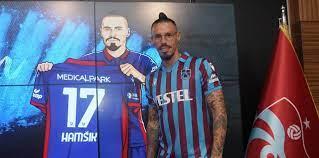"""Trabzonspor-Transfer Hamsik: """"Wäre stolz, wenn unsere Fans meinen Namen auf  dem Trikot tragen!"""""""