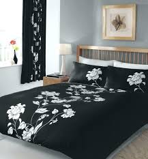 black double duvet cover argos black red duvet covers black red double duvet cover standard bed