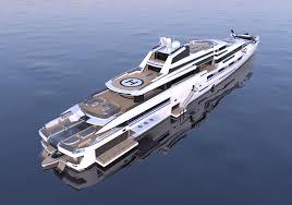 Designer Boat Spanish Designer Introduces 114m Concept Ines Marasi News